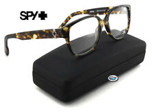 New Spy Optic BRANSON Rx Eyeglasses | Vintage Tortoise Frame / Clear Demo Lens