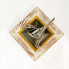 """Veda"" - Upcycled Metal Sculpture"
