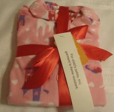 GYMBOREE Size 3 Fleece Long Sleeve Shirt Pant Sleepwear Pajama Set Unicorn NWT