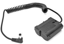 EN-EL15 Battery DC Coupler for Nikon D610/750/800 D800E D810A D850 D7000 D7100