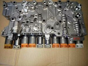 9HP48 Valve Body Remanufactured Tested For LAND ROVER DODGE ACURA 9-SPEED
