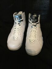 Air Jordan 7 Retro New Deadstock Size 9 Rare Find White/French Blue 304775 107
