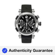 Romain Jerome Arraw Marine Titanium Chronograph Automatic Men's Watch 1M45C