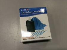 ZEIKOS 3PC DELUXE CLEANING KIT -NEW