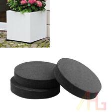 24PCS Plant Flower Pot Feet Invisible Risers Non-slip/stain EVA Water/Airflow UK