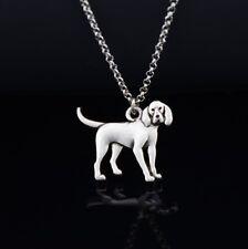 Cartoon Bloodhound Pendant Necklace ANIMAL RESCUE DONATION