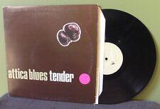 "Attica Blues ""Tender"" 12"" EX OOP Mo Wax DJ Krush Portishead Massive Attack"