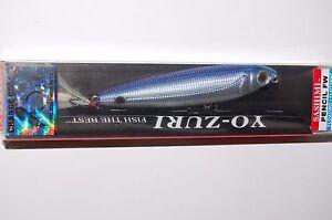 "yo zuri sashimi pencil floating r971-cmsb 4"" 5/8oz chameleon silver blue"