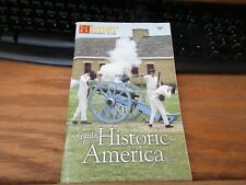 History Channel Club Guide To Historic America 3rd Edition 2006 USA Travel Guide