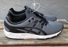 Mens Asics Size 8 US Gel Kayano Tiger Athletic Shoes Trainer Evo Grey Black New