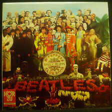 LP THE BEATLES - sgt. peppers lonely hearts club band, HörZu, Insert, FOC, nm