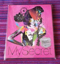 G.E.M. ( 鄧紫棋 ) ~ My Secret ( Limited Edition )( Hong Kong Press ) Cd