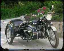Bmw R 67 3 1 A4 Photo Print Motorbike Vintage Aged