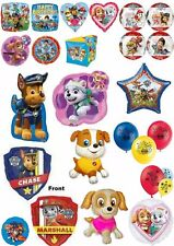 Paw Patrol Foil Balloons Party Decoration Ware Skye Chase Novelty Gift Helium