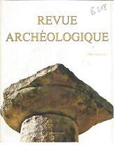 REVUE ARCHEOLOGIQUE - 2004 - FASCICULE 1 - SOMMAIRE SUR PHOTO N°02