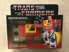 Transformers G1 BLASTER 2020 Walmart Exclusive Reissue Figure MOC SEALED - NEW!! For Sale