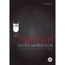 Nodder-Teuflisch gutes Webdesign BOOK NEW