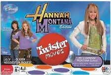 Hannah Montana Twister Moves MBSpiele