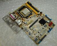 Genuine Asus M2N REV 1.02 Socket AM2 Motherboard with CPU & I/O Back Plate