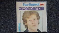 Georg Danzer - Sex-Appeal 7'' Single Austro-Pop
