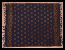 Greece Greek Sarakatsani Karakachan Old Handwoven Carpet Rug Kilim 180x134 cm