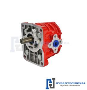 Hydraulikpumpe Zahnradpumpe NSZ10 10ccm 15ltr. HYDROSILA