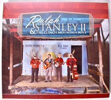 RALPH STANLEY II & THE CLINCH MOUNTAIN BOYS CD 12 Tracks Stanley Family 2017