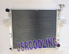 2 ROW performance Aluminum Radiator fit for JEEP GRAND CHEROKEE 4.7L 99-2000 New