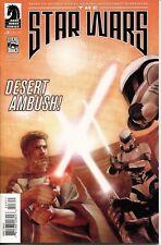 Star Wars #3 George Lucas Draft Dark Horse Comic 1st Print 2013 New NM