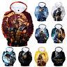 Mortal Kombat 11 3D Hoodie Sweatshirts Men Women Hooded Unisex Pullover tops NEW