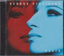 BARBRA STREISAND  - DUETS - CD - NEW -
