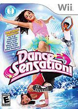 Wii Dance Sensation!, (Wii)