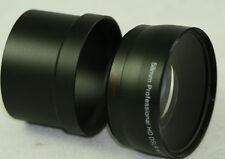 Canon G7 G9  Lens Filter / Adapter Tube 58mm 58 Digital camera