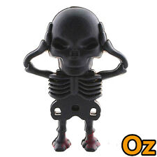 Skull USB Stick, 32GB 3D Skeleton Quality USB Flash Drives WeirdLand