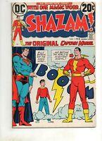 Shazam! #1 DC 1973 Glossy VF- 7.5 1ST CAPTAIN MARVEL since GOLDEN AGE! BECK ART!