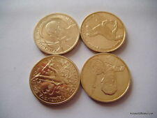 Poland 2 ZL Complete Set 4 Coins 2014 NG (Billig)