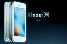 Apple iPhone SE Smartphone 16GB Factory Unlocked 4G - WHITE