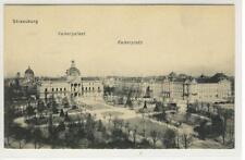 AK Strasbourg, Strassburg, Kaiserplatz, Kaiserpalast, 1910