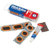 Weldtite Puncture Repair kit for City Bikes Touring and Road Cycles