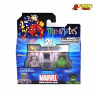 Marvel Minimates Series 41 First Appearance Iron Man & Hulk