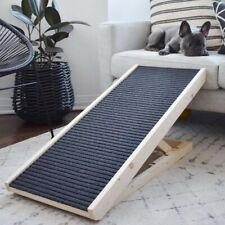 "PawRamp - Dog Ramp - 4 Adjustable Heights Bed/Couch - Pet Ramp 40"" - Folds Flat"