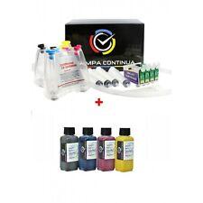 Kit Ciss + Ink 400ml for Epson cartridges series 16XL