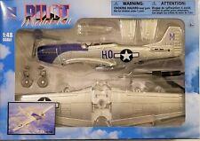 New Ray - 1:48 Scale Pilot Model Kit P-51 (BBNR20217P51)
