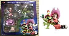 RARE Digimon Adventure MIMI TACHIKAWA & PALMON Figure MegaHouse G.E.M.