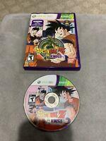 Dragon Ball Z for Kinect (Microsoft Xbox 360, 2012) Tested No Manual