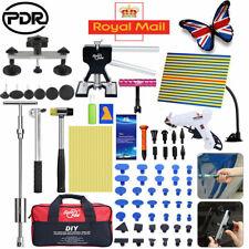 PDR Tools Dent Puller Lifter Repair Kit Slide Hammer Paintless Hail Removal Set