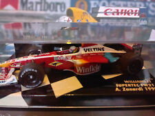 "1/43 Williams FW21 Supertec Alex Zanardi by Minichamps ""Winfield"" Sponsor"