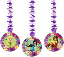 Disney Fairies Decorative Swirl Party Decorations Tinkerbell