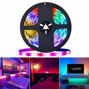 LED Strip USB 5V Light TV Backlight Lights Lamp Tape Diode Ribbon RGB Remote