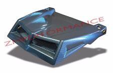 NEW POLARIS RZR XP 1000 900 2015 - 2017 X17 SCOOPED HOOD BLACK CARBON FIBER LOOK